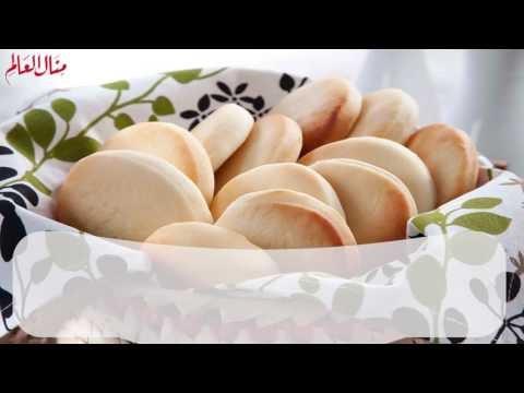 طريقة تحضير : الخبز العربي - منال العالم #رمضان 2017 - #فتافيت