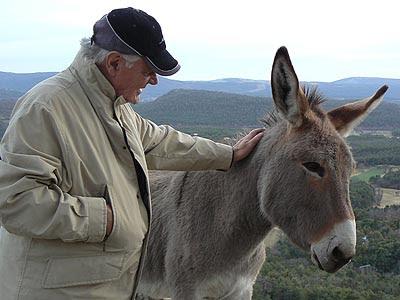 GPJ et l'âne