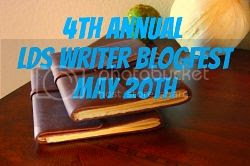LDS Writer Blogfest
