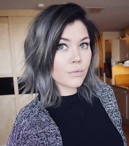 These Days Most Popular Short Grey Hair Ideas   Short ...