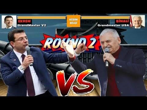 Ekrem imamoğlu VS Binali Yıldırım / Herşey Nasıl Olacak?