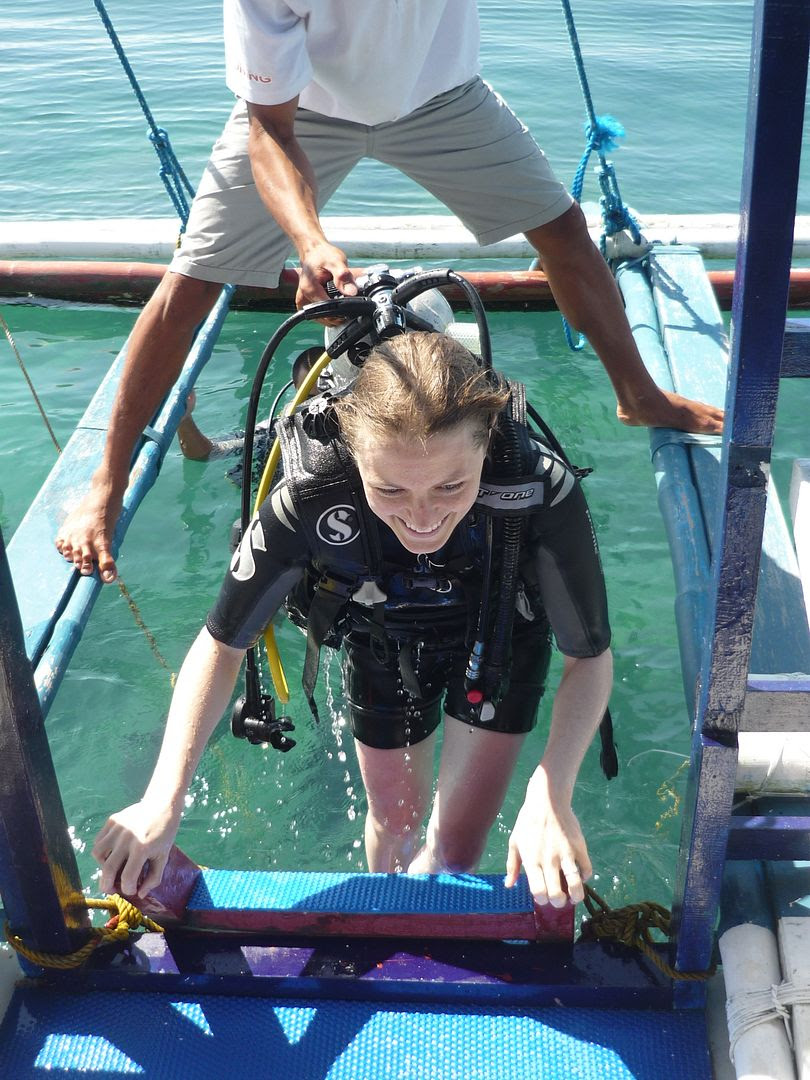 Michelle diving with Cooper's Beach Resort near Palawan, Philippines photo 2014-03-27035513_zpsec7ee7ae.jpg