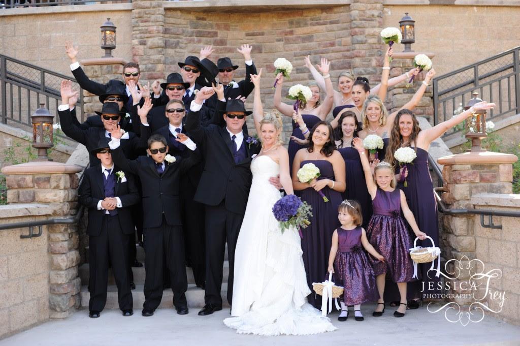 Blue Purple Wedding Ideas Austin Wedding Photographer Jessica