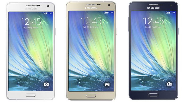 Samsung Galaxy A7 A700H 16GB 5.5″ 4G LTE (GSM Unlocked) Smartphone C