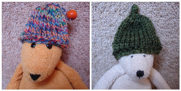 Innocent Smoothie hats of the week 11 and 12