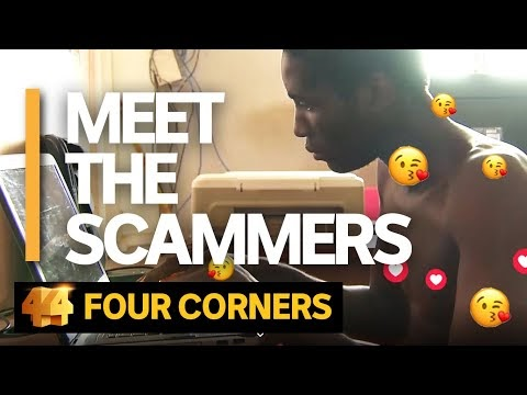The world of online scamming