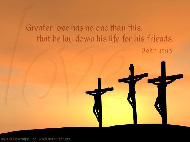 John 15:13 (33 kb)