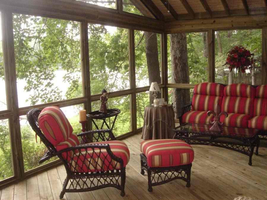 Milledgeville GA screen porches | Archadeck of Central GA