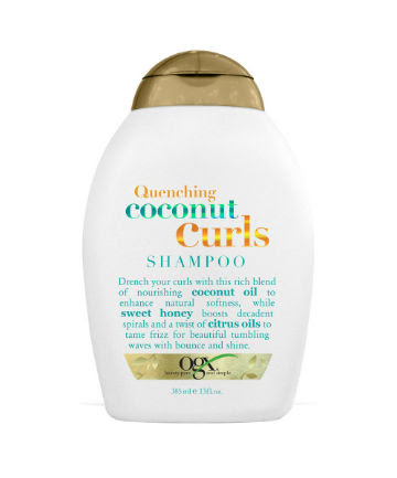 Best Curly Hair Product No. 14: OGX Quenching Coconut ...