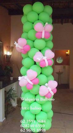 Ballon decor on Pinterest | 135 Pins