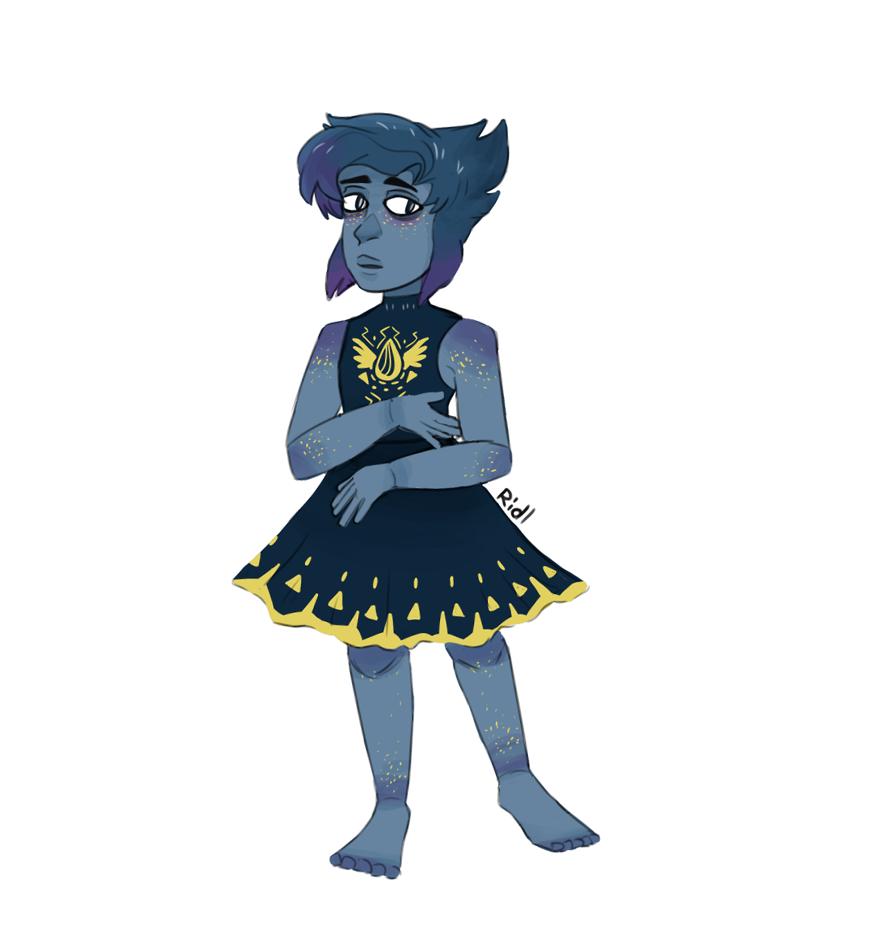 Wild Lapis appeared