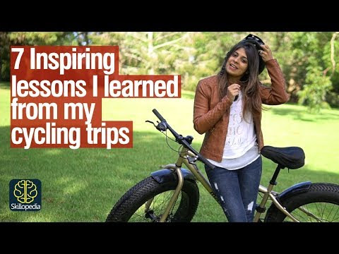 7 Inspiring Life Lessons I Learned By Riding A Cycle | Self Improvement & Personality Development