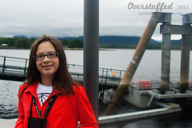 Bria in Ketchikan