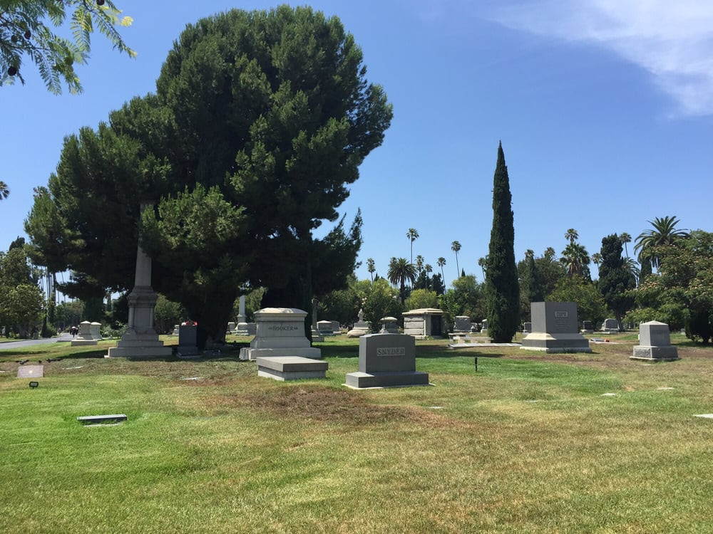 Hollywood Forever Cemetery - Los Angeles, CA, United States