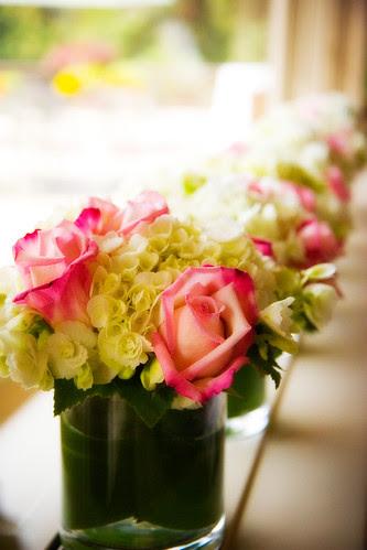 wedding flowers by AngelaSadler.