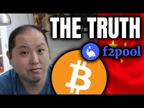 THE TRUTH BEHIND F2POOL'S BITCOIN DUMPING!!! | Blockchained.news Crypto News LIVE Media