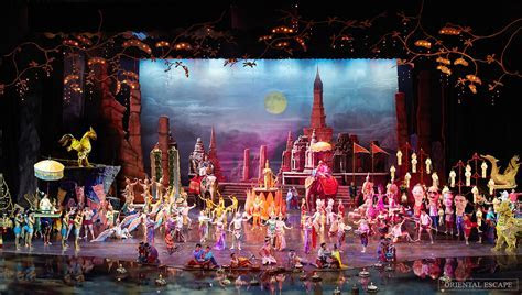Shows at Siam Niramit   Aleenta Phuket Resort & Spa