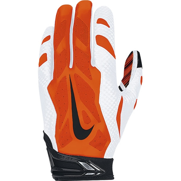 Mens Cincinnati Bengals Nike NFL Vapor Jet 3.0 Authentic Gloves  NFLShop.com