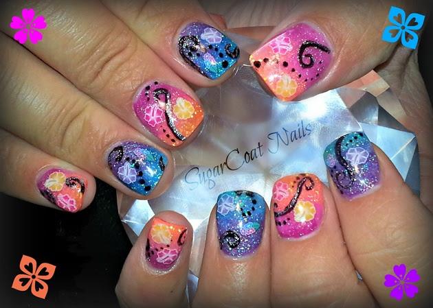 Vacation nails - Nail Art Gallery