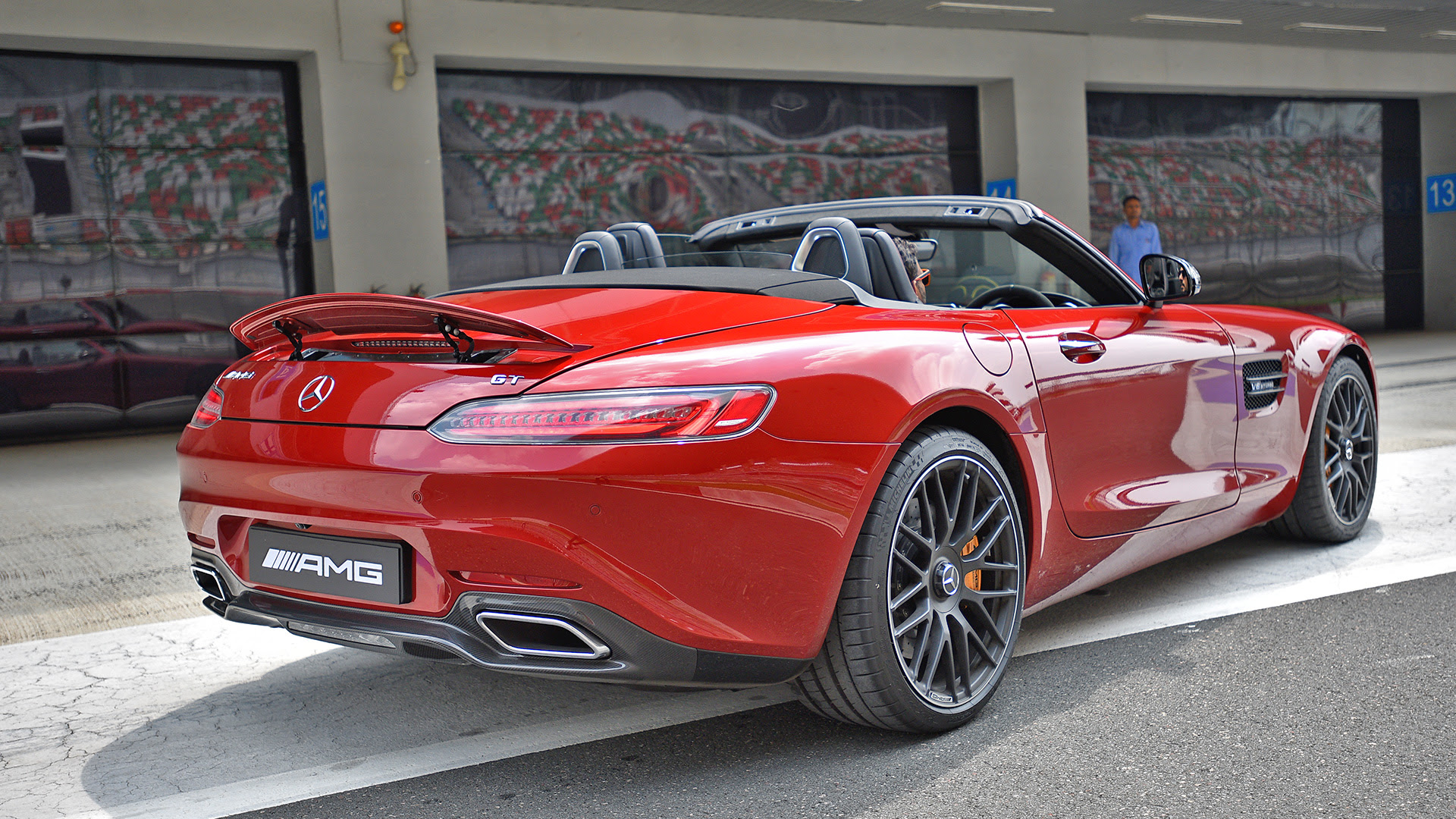 Mercedes-Benz AMG GT 2017 - Price, Mileage, Reviews ...