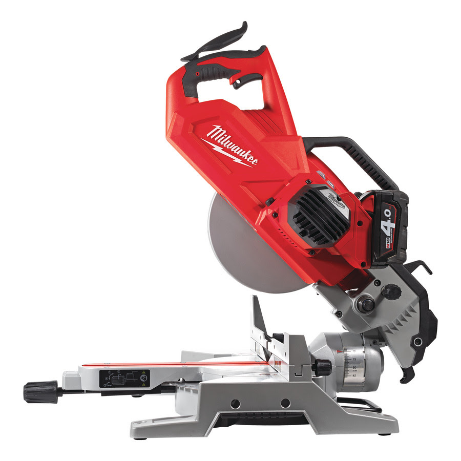 Ridgid Ms1065lza Compound Miter Saw Review