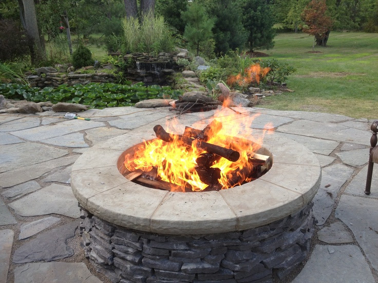 Pinterest Fire Pit Ideas