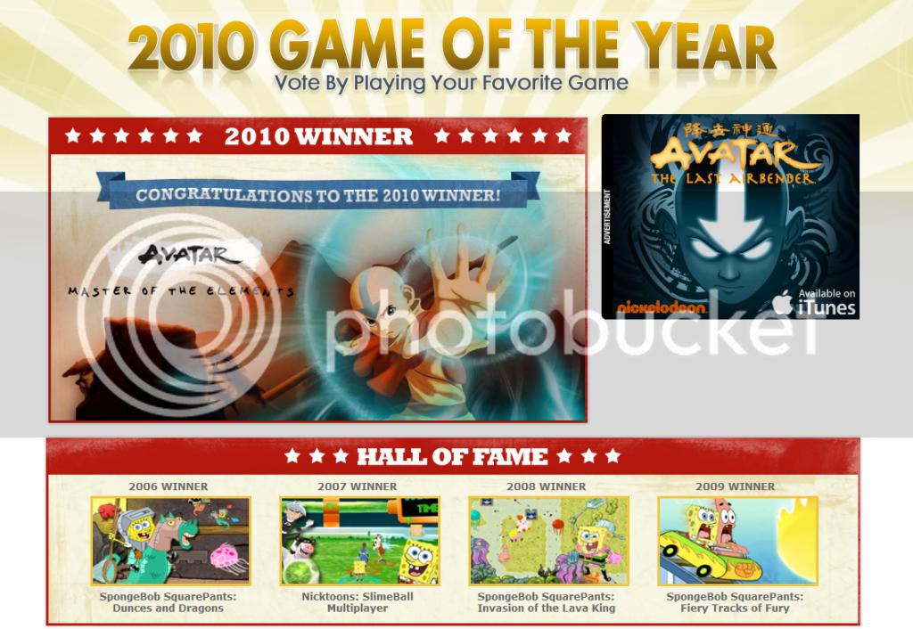 Avatar gana el concurso