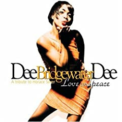 Dee Dee Bridgewater Love And Peace cover