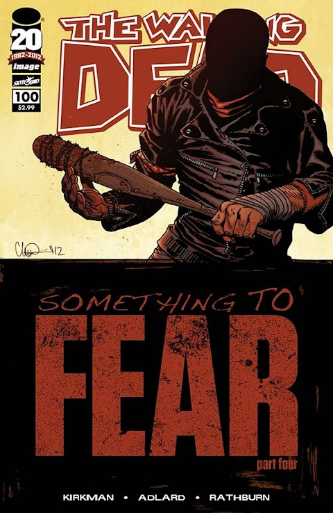 The Walking Dead Comic 100 Covers