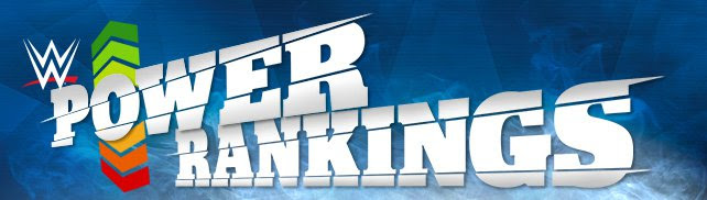 Power Ranking 31/07/2015