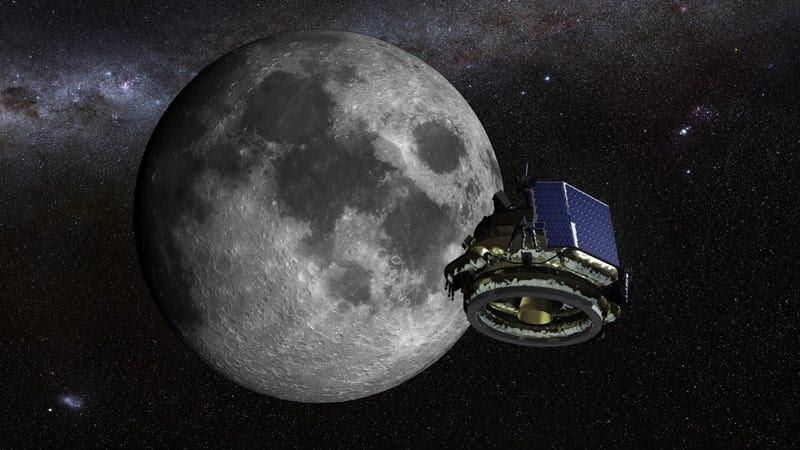 La primera nave espacial privada llegará a la Luna en el 2017