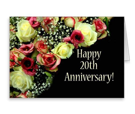 20th marriage Anniversary Wishes for parents   20th