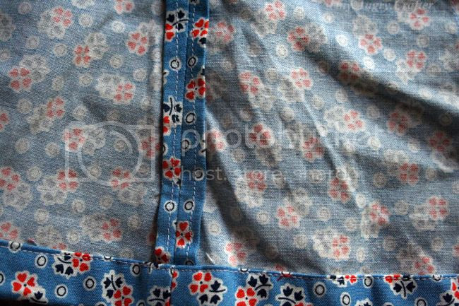 TinyAngryCrafts: Wearing History Smooth Sailing Blouse review