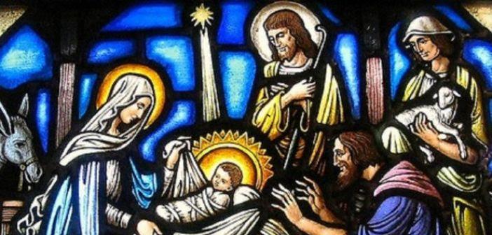 Η κατά σάρκα γέννηση του Ιησού Χριστού