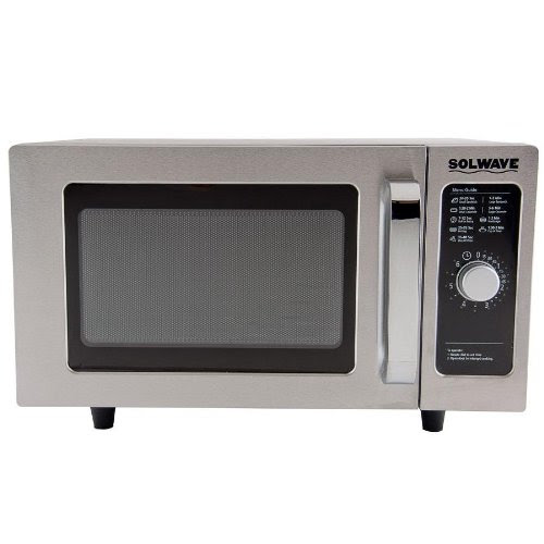 Best Price Solwave Mw1000d Stainless Steel Commercial Microwave With
