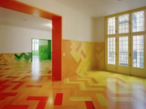 Flooring design color ideas