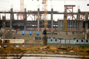 На строительстве питерского стадиона погиб украинец