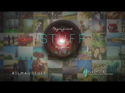 VIDEO: Illinois 'Magnificent Stuff Happens Here' promotion seeks your entries
