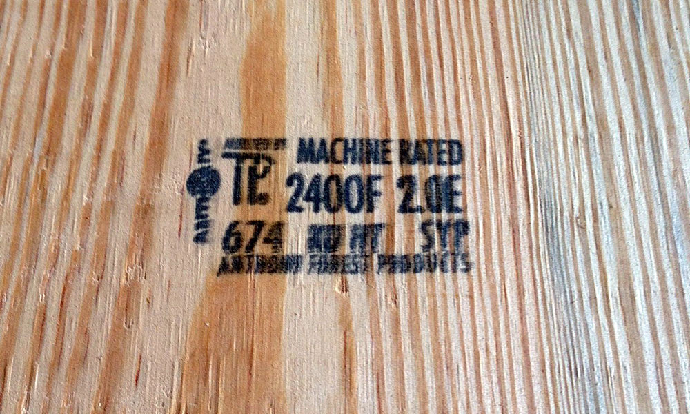 Southern Yellow Pine Lumber Anthony Forest Products Co