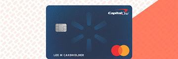 Walmart Credit Card Capital One