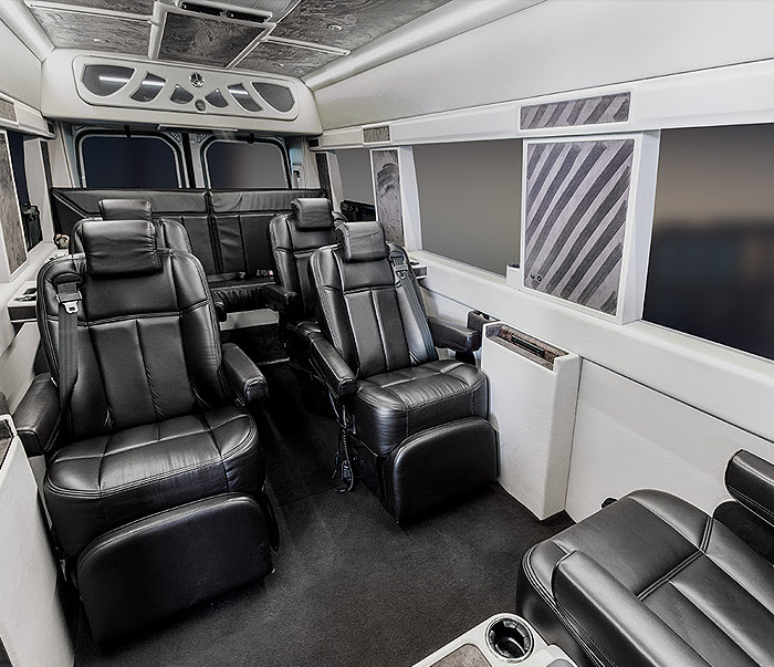 Custom Sprinter Design - Custom Sprinter Interiors Dallas ...