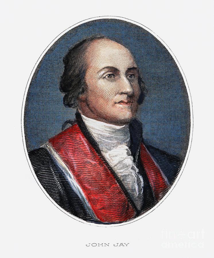 john jay 1745 1829 granger