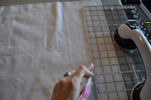 The Quilted Tree ~ Outlining The Frame