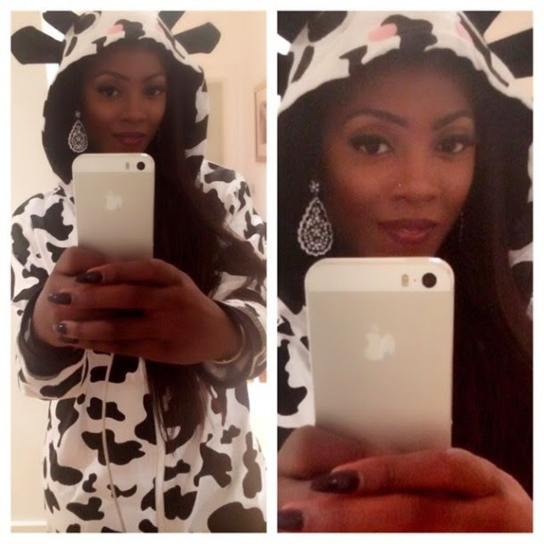 Is Tiwa Savage Pregnant? Check Her Out In This New Photos