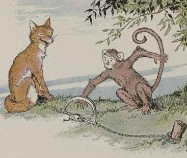 the-fox-and-the-monkey