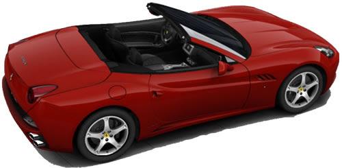2011 Ferrari California 2-Door 4-Seat Hardtop Convertible ...