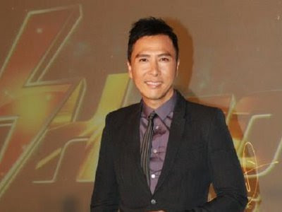 Donnie Yen unveils Super Hero Films