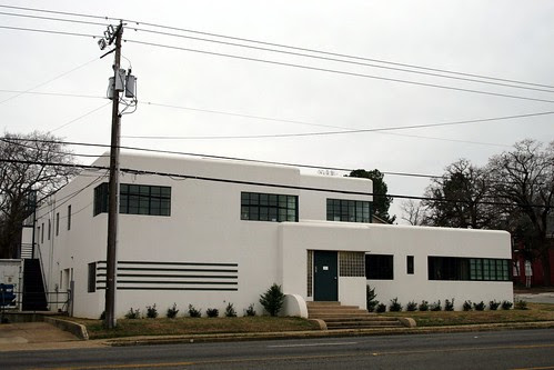 front view of path 402 bldg.