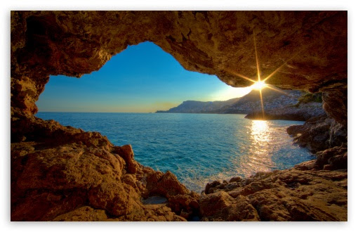 Sea Cave HD wallpaper for Standard 4:3 5:4 Fullscreen UXGA XGA SVGA QSXGA SXGA ; Wide 16:10 5:3 Widescreen WHXGA WQXGA WUXGA WXGA WGA ; HD 16:9 High Definition WQHD QWXGA 1080p 900p 720p QHD nHD ; Other 3:2 DVGA HVGA HQVGA devices ( Apple PowerBook G4 iPhone 4 3G 3GS iPod Touch ) ; Mobile VGA WVGA iPhone iPad PSP Phone - VGA QVGA Smartphone ( PocketPC GPS iPod Zune BlackBerry HTC Samsung LG Nokia Eten Asus ) WVGA WQVGA Smartphone ( HTC Samsung Sony Ericsson LG Vertu MIO ) HVGA Smartphone ( Apple iPhone iPod BlackBerry HTC Samsung Nokia ) Sony PSP Zune HD Zen ; Tablet 2 Android ; Dual 4:3 5:4 UXGA XGA SVGA QSXGA SXGA ;