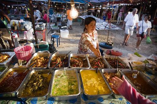 Fast Food - Thai Style